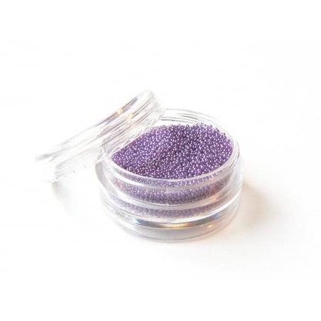 Acheter Microbilles Mauve translucide - 1,99€ en ligne sur La Petite Epicerie - 100% Loisirs créatifs