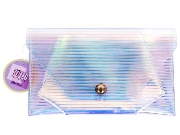 Acheter Pochette holographique et texturée - 23 cm x 14,2 cm - 12,49€ en ligne sur La Petite Epicerie - 100% Loisirs créatifs