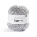 Creative lamé - Argent