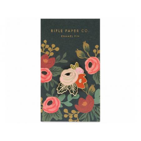 Acheter Pin's floral - 9,49€ en ligne sur La Petite Epicerie - Loisirs créatifs