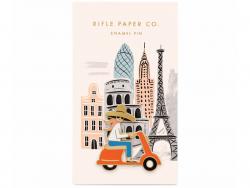 Acheter Pin's scooter girl - 9,49€ en ligne sur La Petite Epicerie - Loisirs créatifs