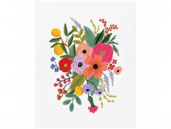 Acheter Affiche 20 x 25 cm - Floral garden party - 28,99€ en ligne sur La Petite Epicerie - Loisirs créatifs