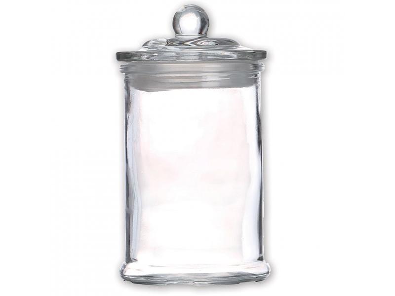 Acheter Bonbonnière avec couvercle - 18 x 10 cm - 9,99€ en ligne sur La Petite Epicerie - Loisirs créatifs