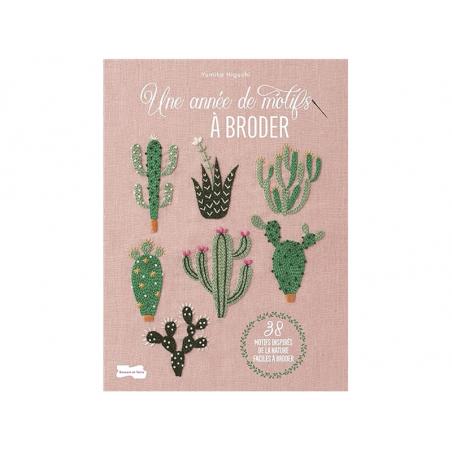 Acheter Livre 38 motifs nature à broder - 8,95€ en ligne sur La Petite Epicerie - Loisirs créatifs