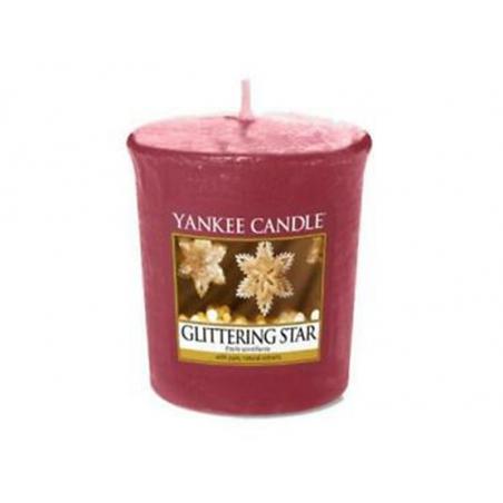 Acheter Bougie Yankee Candle - Glittering Star / Etoile scintillante - Bougie votive - 2,69€ en ligne sur La Petite Epicerie...