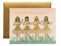 Carte d'anniversaire -...