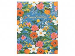 Acheter Carte d'anniversaire - Orangerie - 4,99€ en ligne sur La Petite Epicerie - Loisirs créatifs
