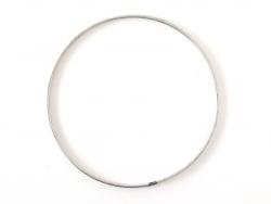 Acheter Cercle en métal argenté 15 cm - Idéal pour attrape-rêves - 1,99€ en ligne sur La Petite Epicerie - 100% Loisirs créa...