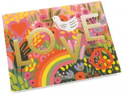 Acheter Carte - Love - 4,99€ en ligne sur La Petite Epicerie - 100% Loisirs créatifs