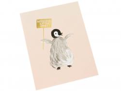 Acheter Carte de Naissance - Pingouin - 4,99€ en ligne sur La Petite Epicerie - 100% Loisirs créatifs