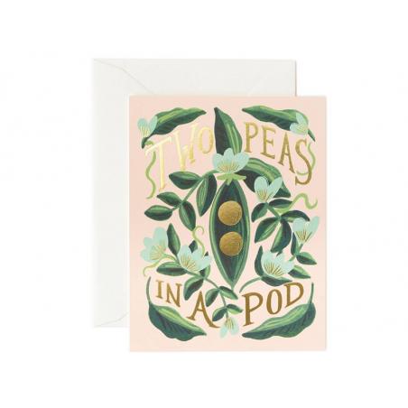 Acheter Carte de Naissance - Jumeaux - 4,99€ en ligne sur La Petite Epicerie - 100% Loisirs créatifs
