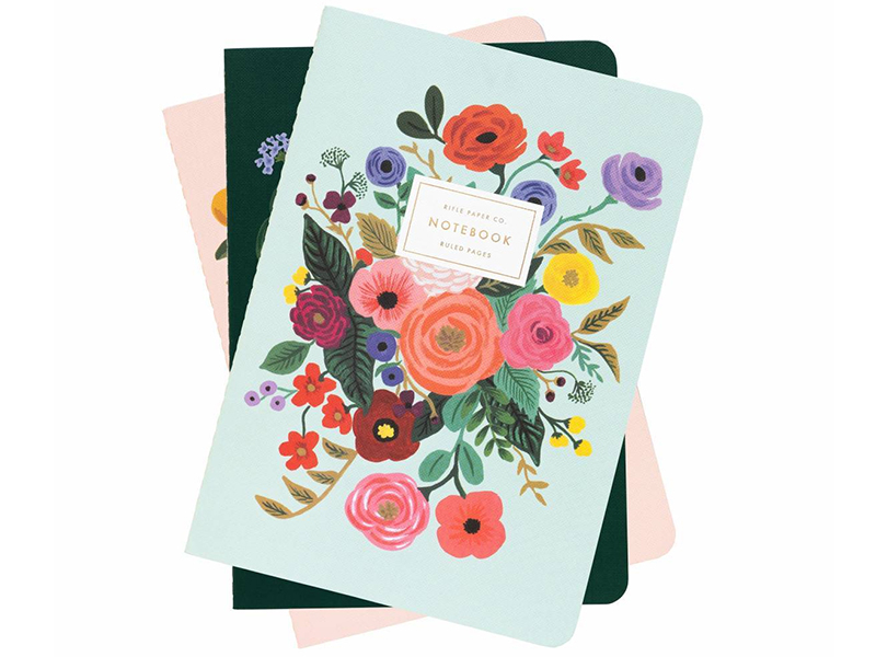 Acheter Lot de 3 carnets A5 - Garden Party - 18,69€ en ligne sur La Petite Epicerie - Loisirs créatifs