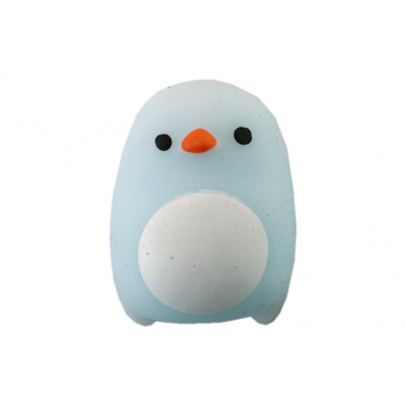Acheter Mini squishy pingouin bleu - anti stress - 1,99€ en ligne sur La Petite Epicerie - Loisirs créatifs