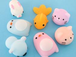Acheter Mini squishy poisson rouge - anti stress - 1,99€ en ligne sur La Petite Epicerie - Loisirs créatifs