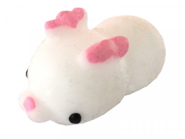 Acheter Mini squishy dragon blanc - anti stress - 1,99€ en ligne sur La Petite Epicerie - Loisirs créatifs