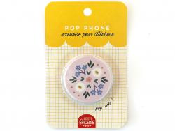 Acheter Pop phone - Fleurs - 3,49€ en ligne sur La Petite Epicerie - 100% Loisirs créatifs