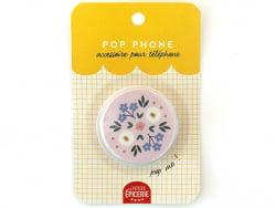 Pop phone - Fleurs