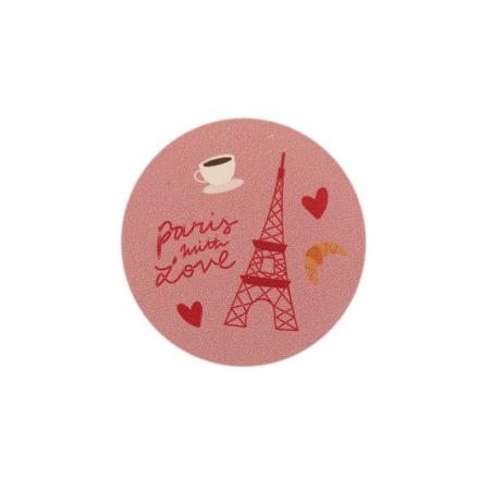 Acheter Pop phone - Paris with love - 3,49€ en ligne sur La Petite Epicerie - 100% Loisirs créatifs