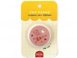 Pop phone - Paris with love