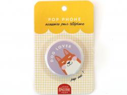 Acheter Pop phone - Dog Lover - 3,49€ en ligne sur La Petite Epicerie - 100% Loisirs créatifs
