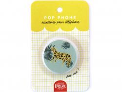 Acheter Pop phone - Léopard - 3,49€ en ligne sur La Petite Epicerie - 100% Loisirs créatifs