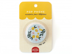 Pop phone - Citrons