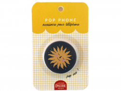 Acheter Pop phone - Soleil - 3,49€ en ligne sur La Petite Epicerie - 100% Loisirs créatifs