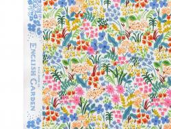 Acheter Tissu coton Rifle Paper - Meadow Cream - 2,15€ en ligne sur La Petite Epicerie - Loisirs créatifs