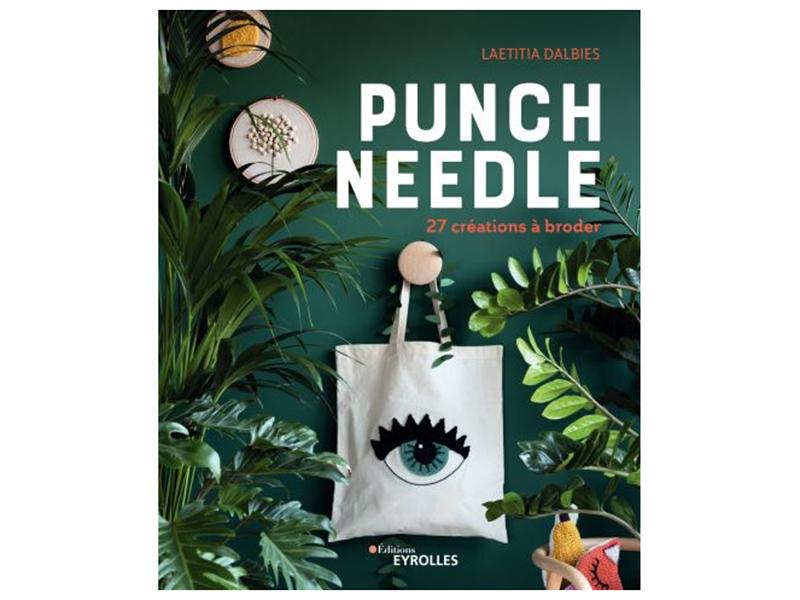 Acheter Livre Punch needle - 27 créations à broder - 15,90€ en ligne sur La Petite Epicerie - Loisirs créatifs