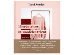 Acheter Livre Wool Stories - 15 créatrice, 30 modèles tricot - 25,00€ en ligne sur La Petite Epicerie - Loisirs créatifs