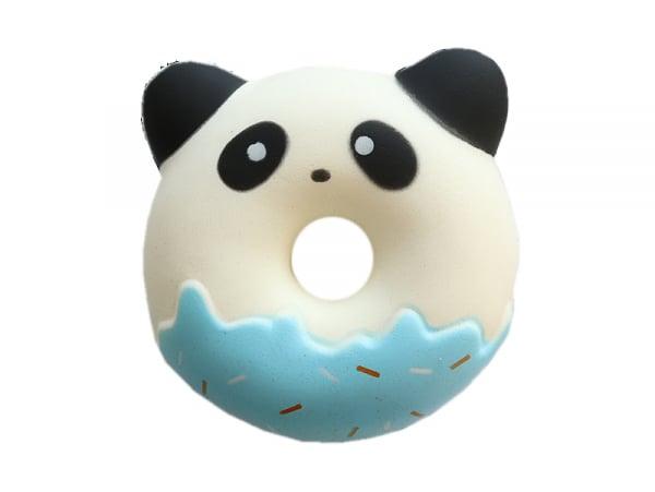 Acheter Squishy donut panda bleu - 10,99€ en ligne sur La Petite Epicerie - Loisirs créatifs