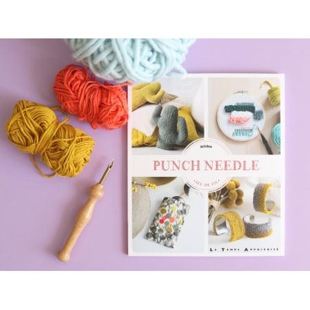 Acheter Livre Punch needle - jeu de fil - 13,90€ en ligne sur La Petite Epicerie - Loisirs créatifs