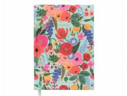 Acheter Carnet Journal à couverture en tissu Rifle Paper - Garden Party - 26,49€ en ligne sur La Petite Epicerie - Loisirs c...