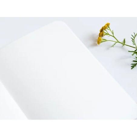 Acheter Carnet A5 à feuilles vierges Victorien - Feuilles sur fond rose - 8,49€ en ligne sur La Petite Epicerie - 100% Loisi...