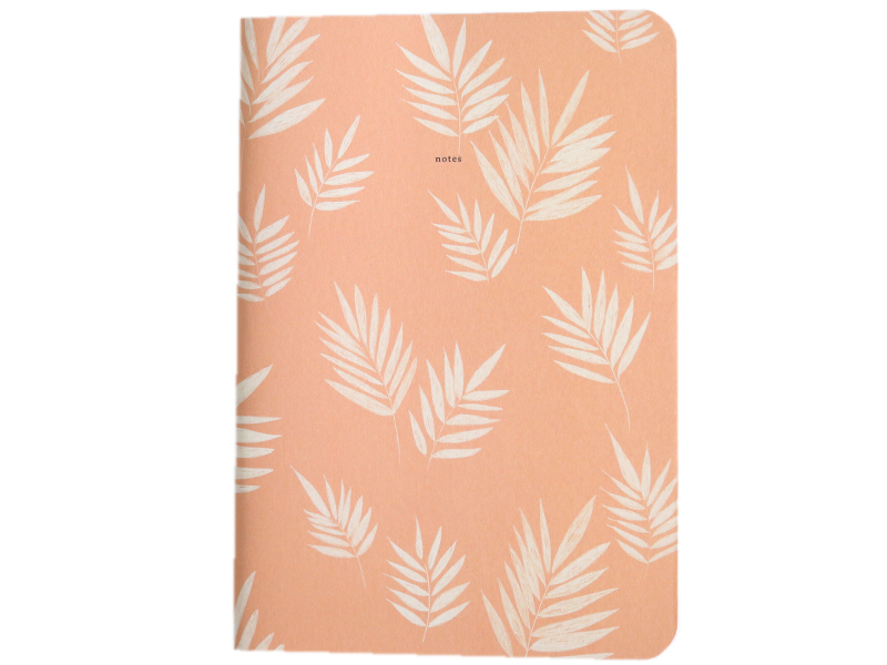 Acheter Carnet A5 ligné Albane - Feuilles blanches sur fond rose - 8,49€ en ligne sur La Petite Epicerie - Loisirs créatifs