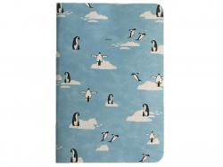 Acheter Carnet A5 ligné Anatole - Pingouins - 8,49€ en ligne sur La Petite Epicerie - 100% Loisirs créatifs