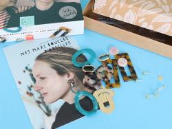Acheter Kit MKMI - Mes maxi boucles d'oreilles - 16,99€ en ligne sur La Petite Epicerie - 100% Loisirs créatifs