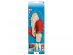 Acheter Semelles d'espadrilles - taille 36 - 9,49€ en ligne sur La Petite Epicerie - 100% Loisirs créatifs