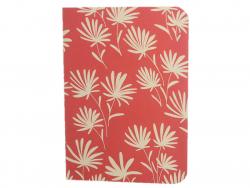 Acheter Carnet A6 à feuilles vierges Edith - Feuilles sur fond rouge - 4,99€ en ligne sur La Petite Epicerie - 100% Loisirs ...