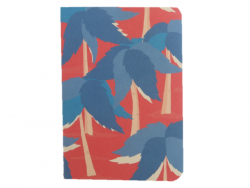 Acheter Carnet A6 à feuilles vierges Dorian - Palmiers - 4,99€ en ligne sur La Petite Epicerie - 100% Loisirs créatifs