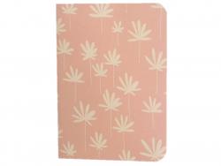 Acheter Carnet A6 ligné Tom - Feuilles blanches sur fond rose - 4,99€ en ligne sur La Petite Epicerie - 100% Loisirs créatifs