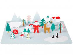 Acheter Carte calendrier de l'Avent Pop Up - Meri Meri - 6,99€ en ligne sur La Petite Epicerie - 100% Loisirs créatifs