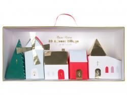 Acheter Calendrier de l'Avent – Village 3D - 15,79€ en ligne sur La Petite Epicerie - 100% Loisirs créatifs
