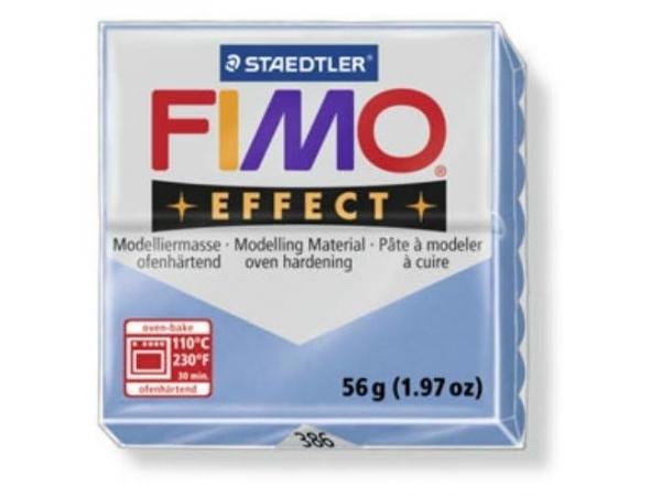 Fimo Effect - gemstone colour agate blue no. 386