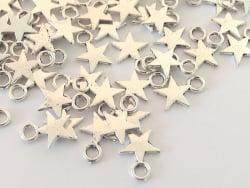 Acheter Breloque étoile argent - 0,39€ en ligne sur La Petite Epicerie - Loisirs créatifs