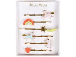 Acheter Lot de 6 barrettes - Licornes - 9,69€ en ligne sur La Petite Epicerie - 100% Loisirs créatifs