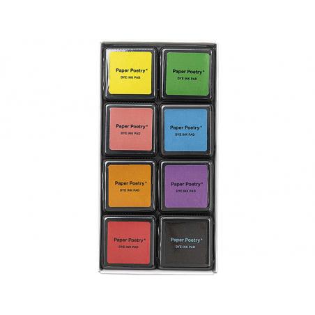 Acheter Kit de 8 encreurs – Essential - 7,69€ en ligne sur La Petite Epicerie - Loisirs créatifs
