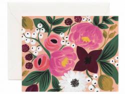 Acheter Carte - Vintage Blossoms - 4,99€ en ligne sur La Petite Epicerie - Loisirs créatifs