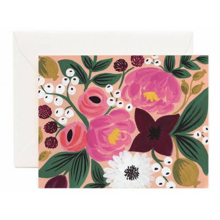 Acheter Carte - Vintage Blossoms - 4,99€ en ligne sur La Petite Epicerie - 100% Loisirs créatifs