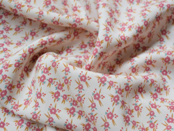 Acheter Tissu viscose Cousette Mini Prairie - Blush - 1,80€ en ligne sur La Petite Epicerie - 100% Loisirs créatifs